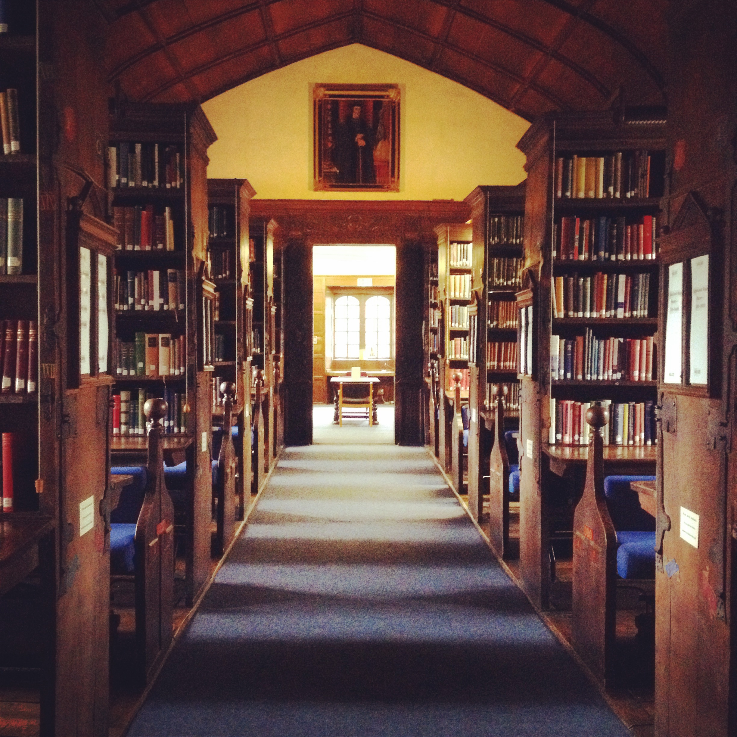 The OxStu guide to Oxford libraries