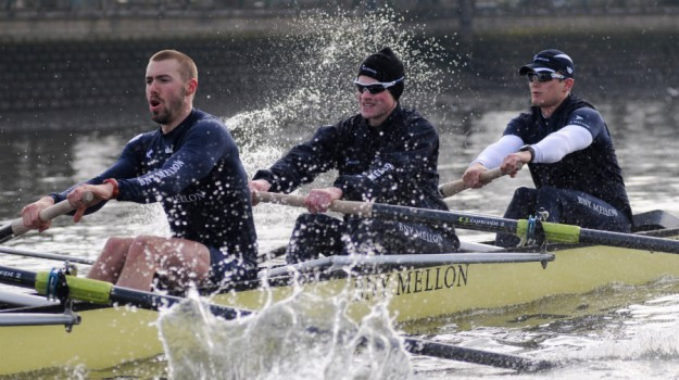 What is it like to trial for one of the most famous rowing crews in the world?