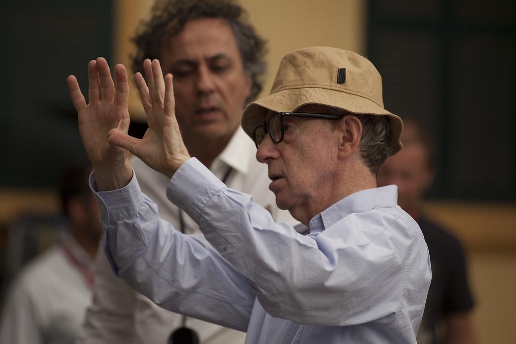 Woody Allen, foreign filmmaker?