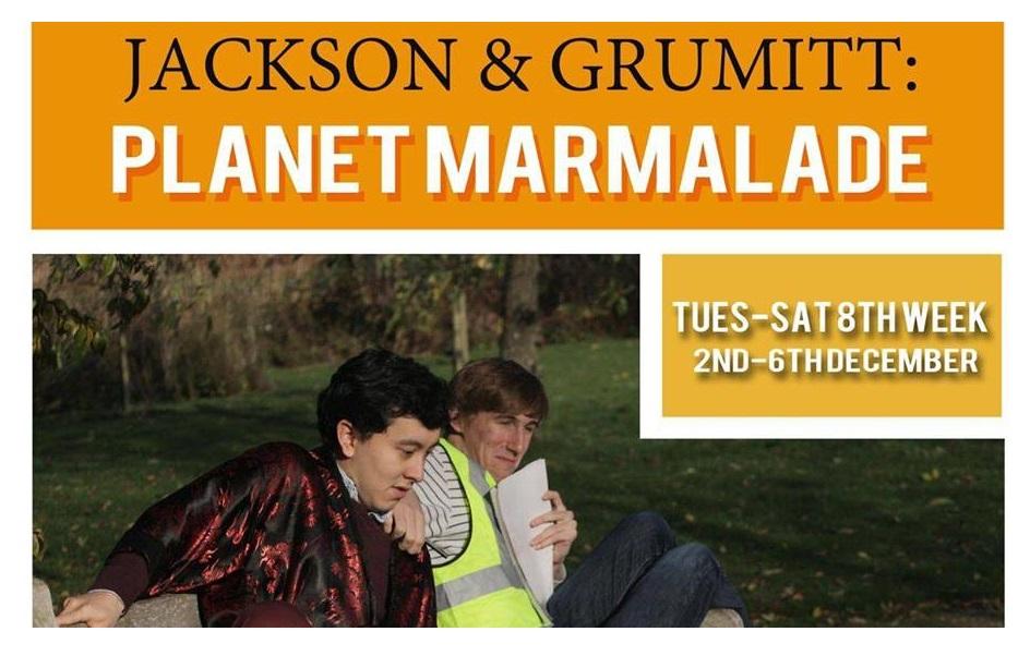 Preview: Jackson & Grumitt: Planet Marmalade