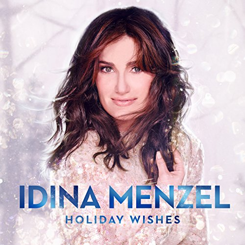 Idina Menzel is here to wish you a very merry Christmas