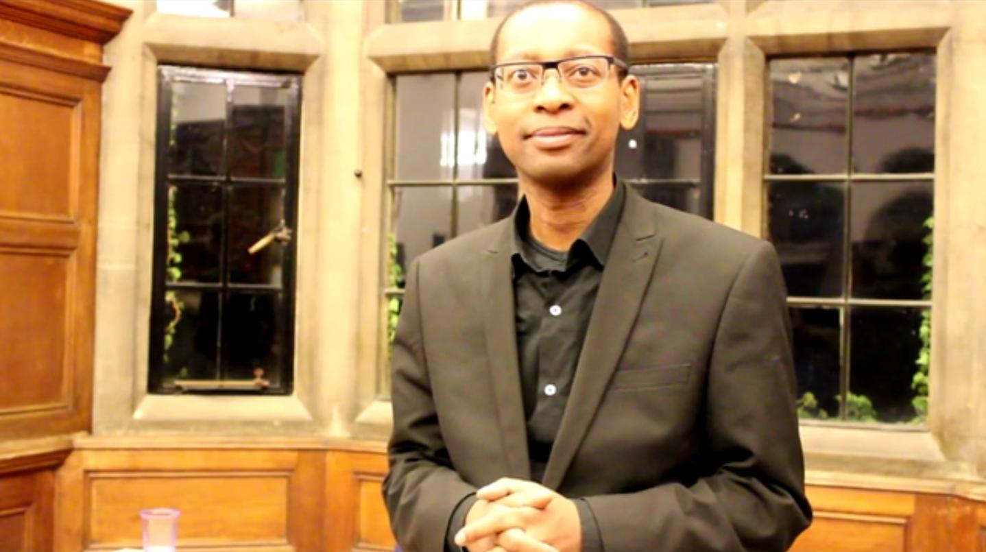 VIDEO Interview with Lizo Mzimba
