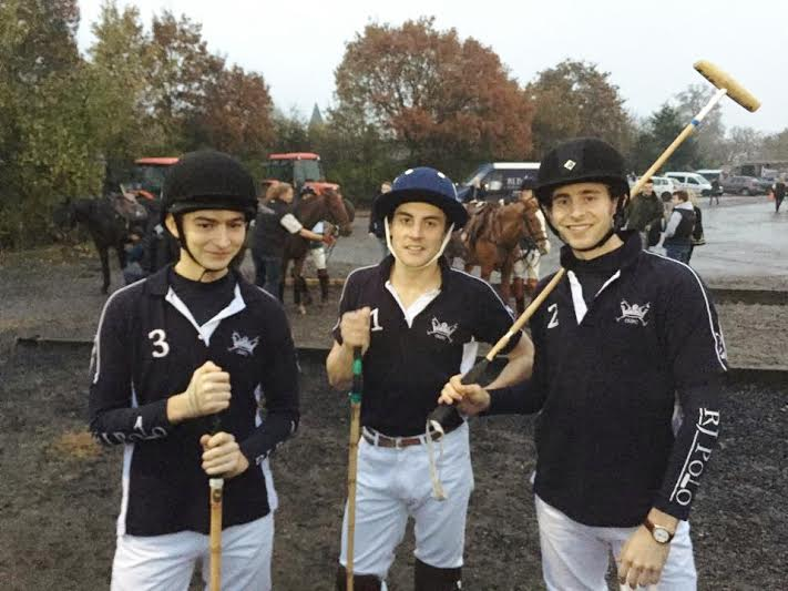 Oxford's polo beginners bring home the trophy