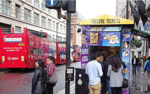 The student guide to London theatres on the cheap