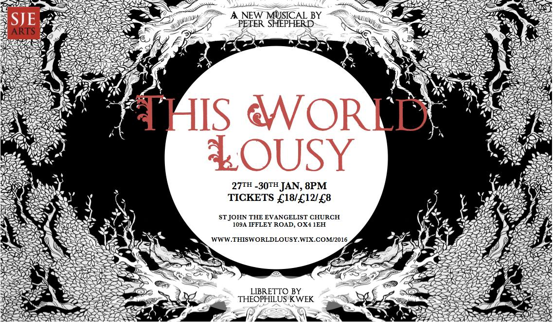 This World Lousy – A Preview
