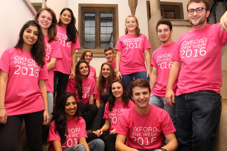 Pink Week Profile: Gina Sternberg
