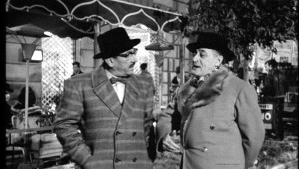 The Futility of Escapism: A Review of Fellini's La Dolce Vita