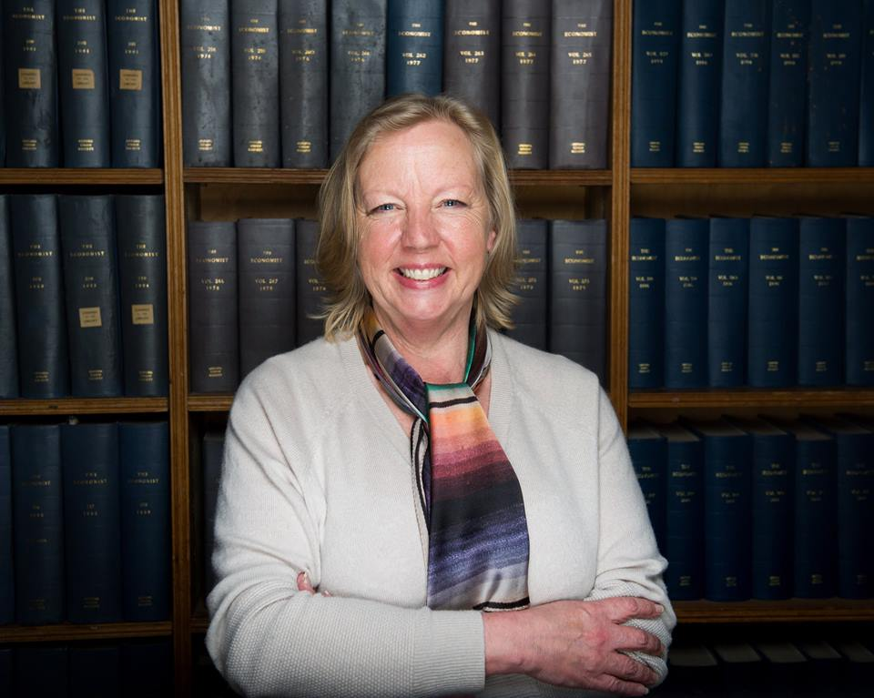 """""""You don't get these lines without a lot of laughter"""" – An insight into Deborah Meaden"""