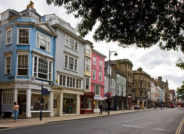 Why Oxford remains a small business hub