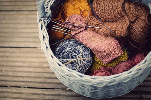 Why knitting might be your newest and most stylish hobby