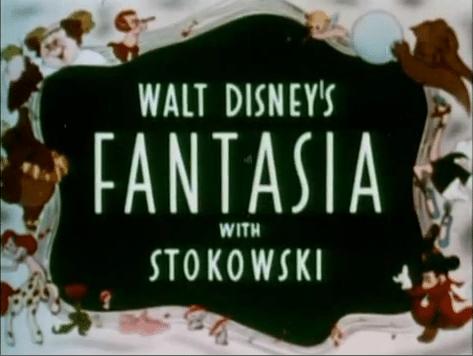 Nostalgia Review: Disney's Fantasia
