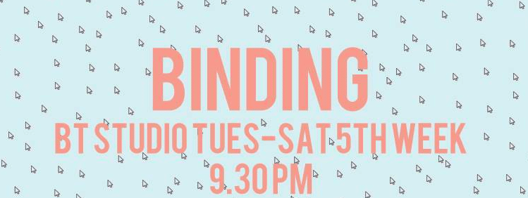 Binding – A Review
