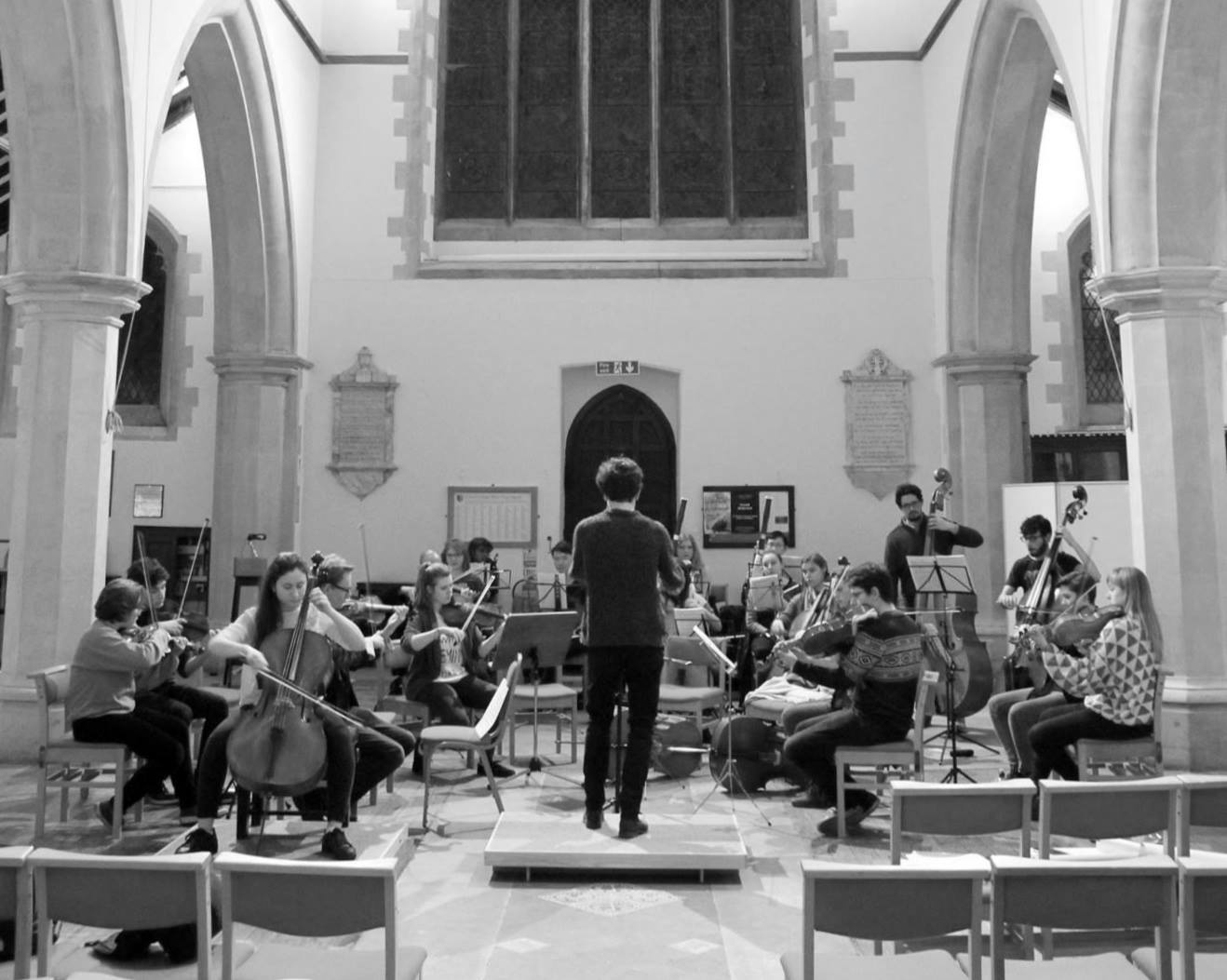 St. Peter's College Chamber Orchestra: Tchaikovsky & Rachmaninoff, with Eliza Millett