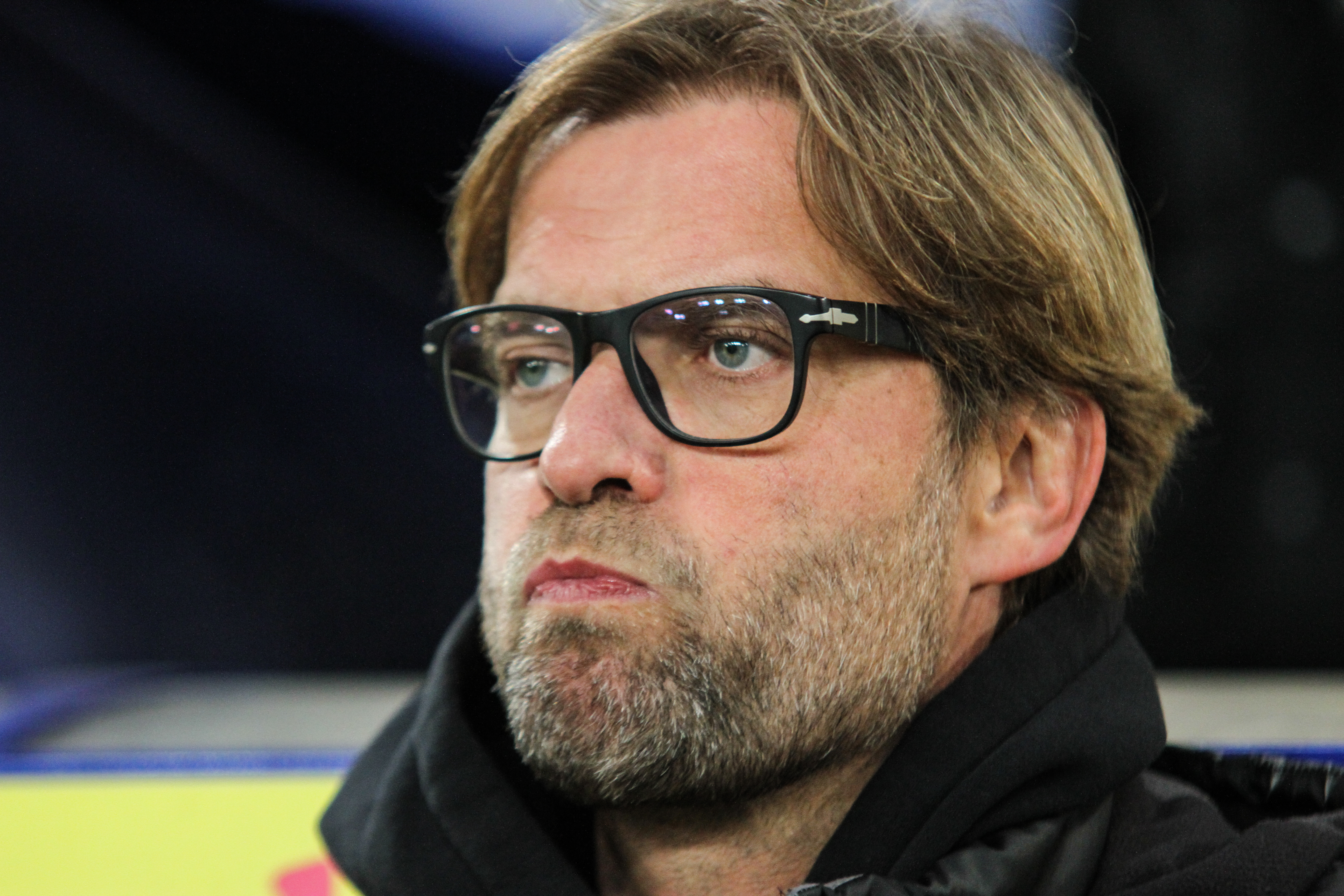 Klopp needs to stop whining…