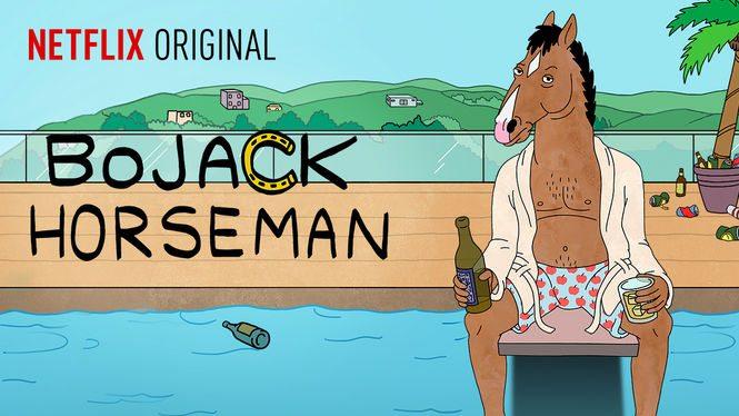 Netflix Round-Up: Bojack Horseman