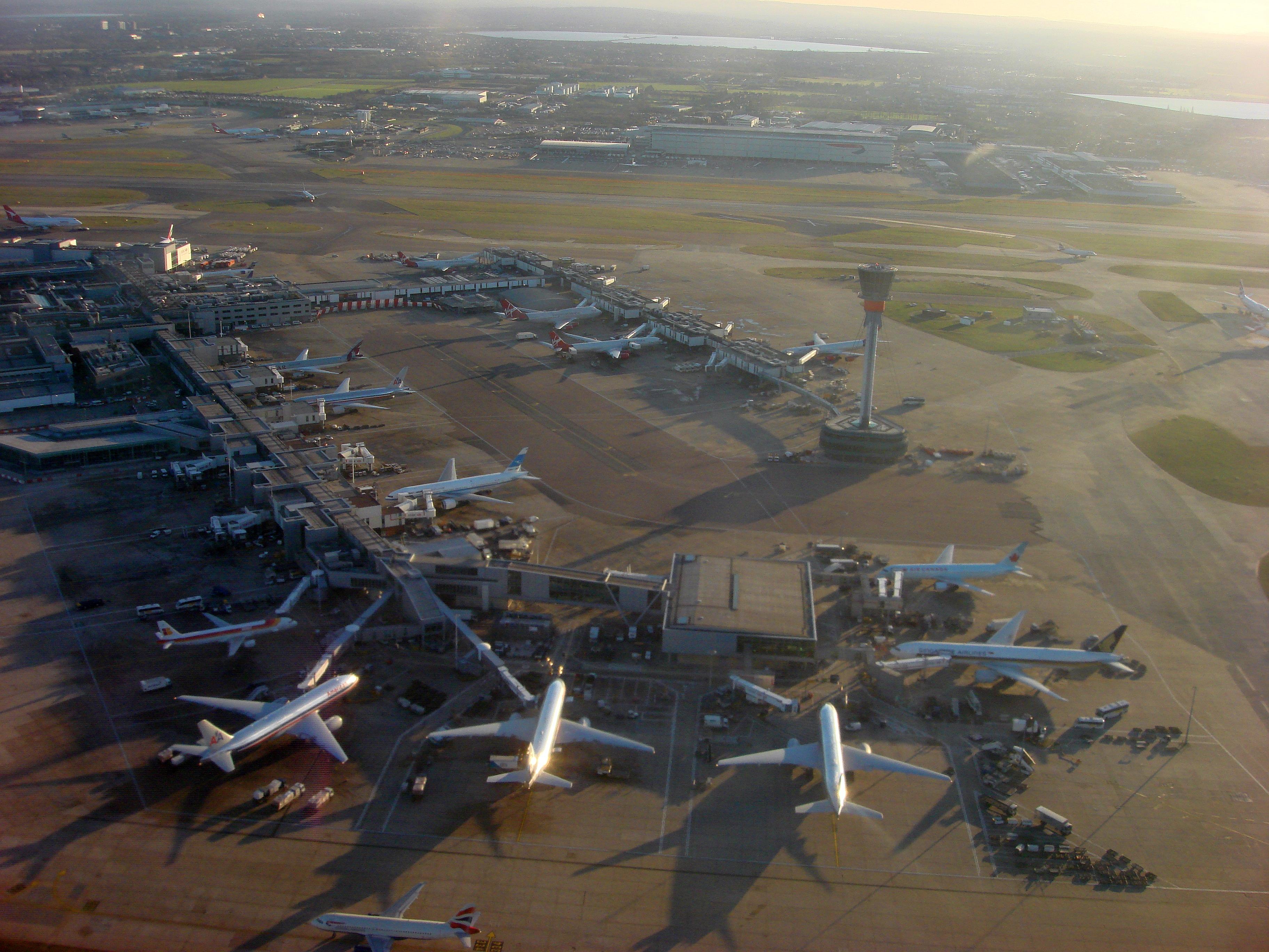 Heathrow protestors avoid jail