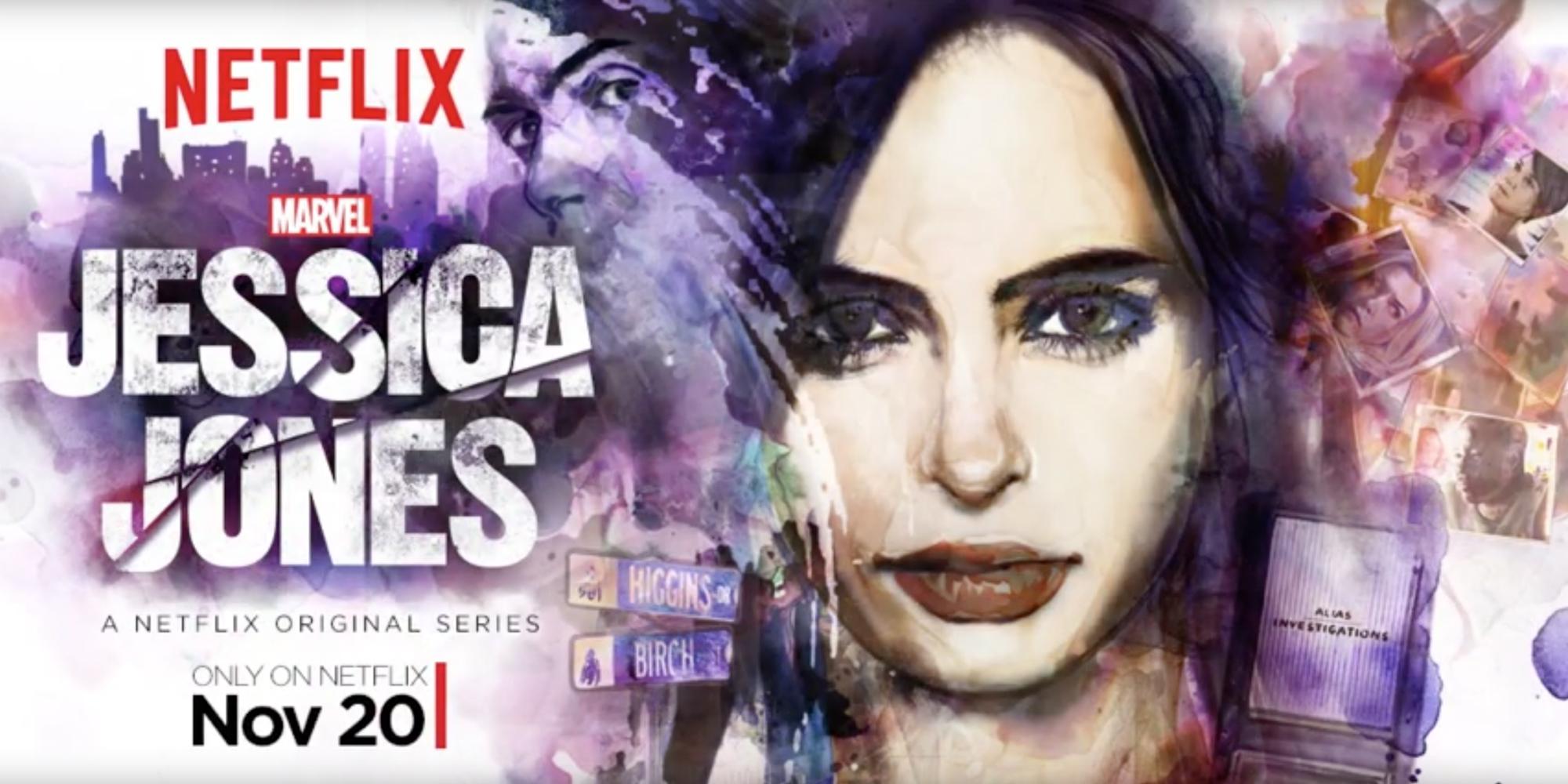 Netflix Round-Up: Jessica Jones