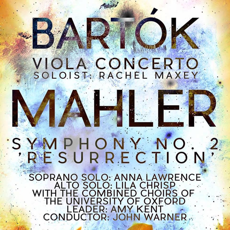 OUPhil Preview: Mahler and Bartók