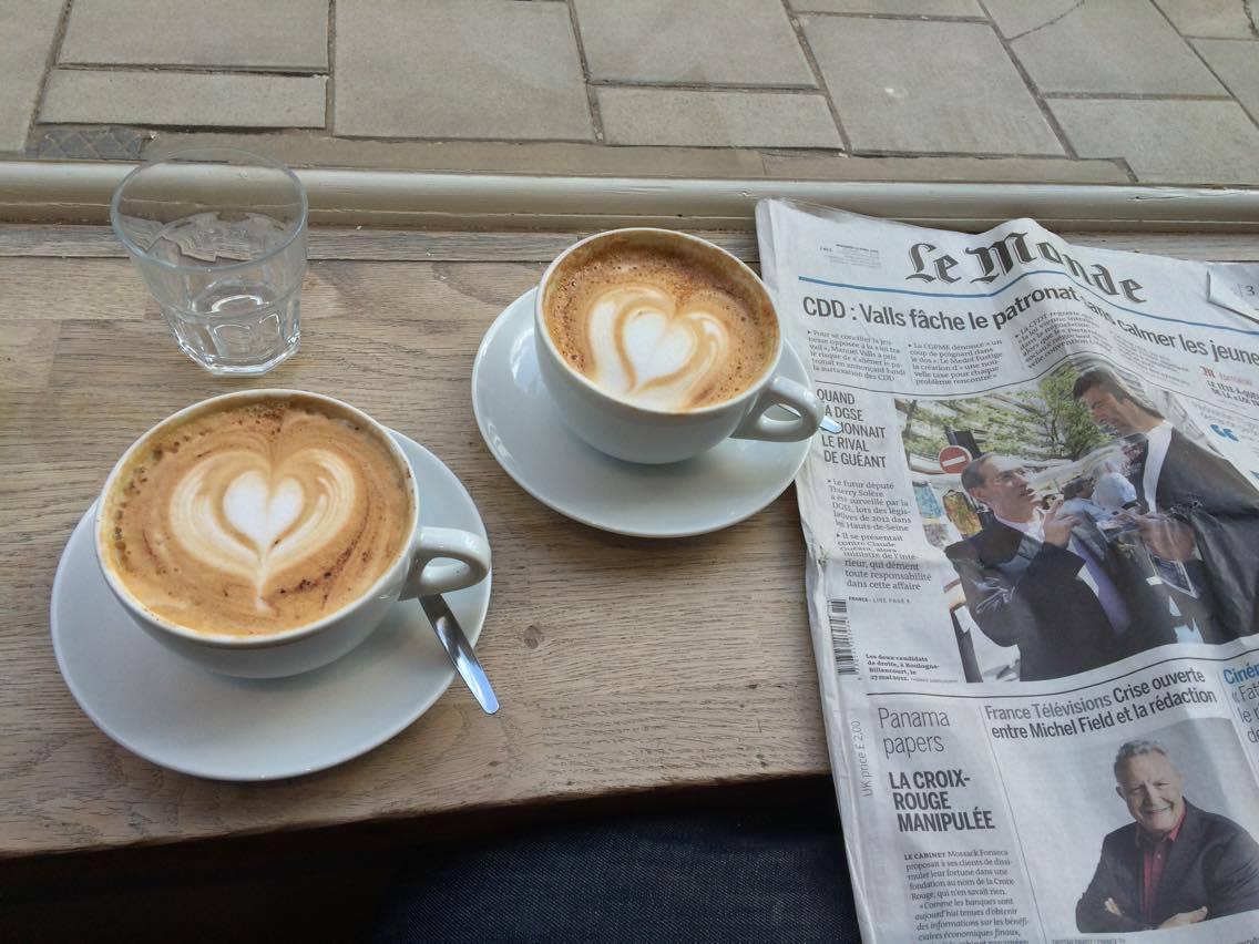 The Café Critique: The Missing Bean