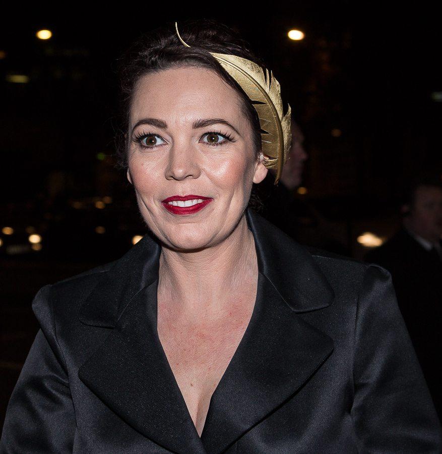 The New James Bond: Olivia Colman?