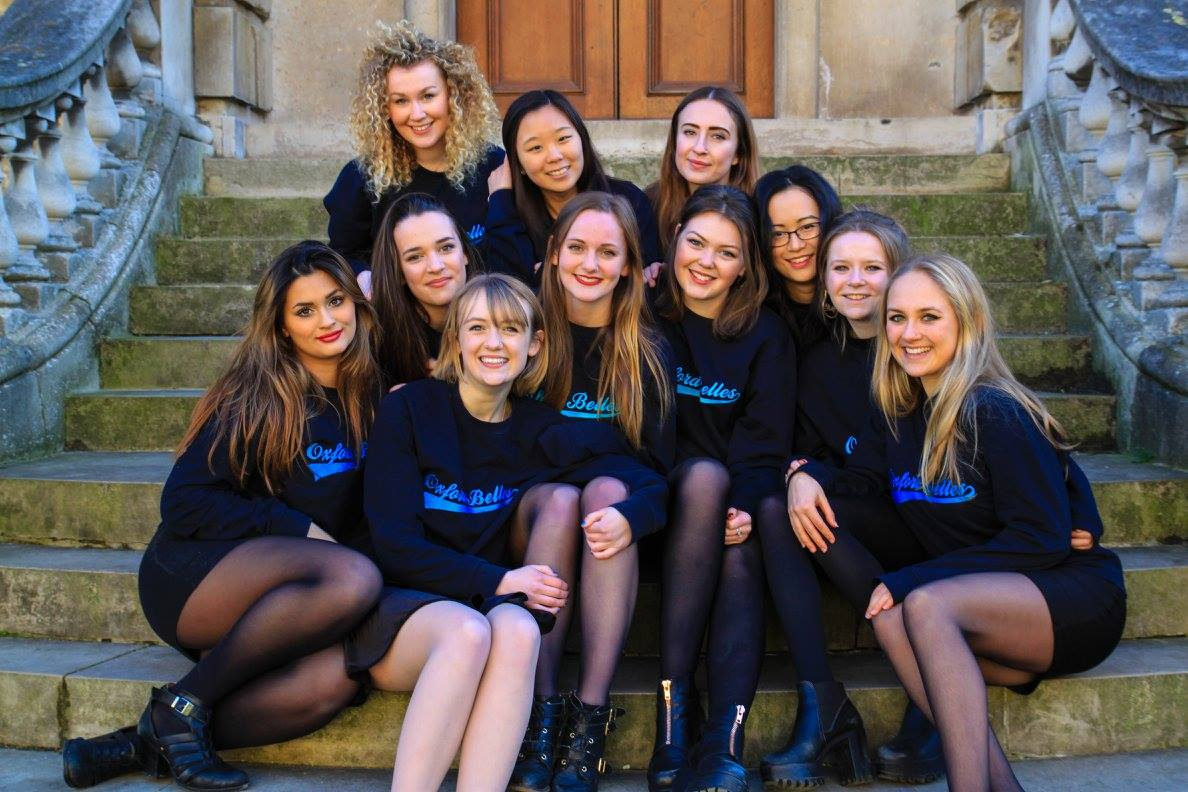 Singing for sponsorship: the Deci-Belles on tour