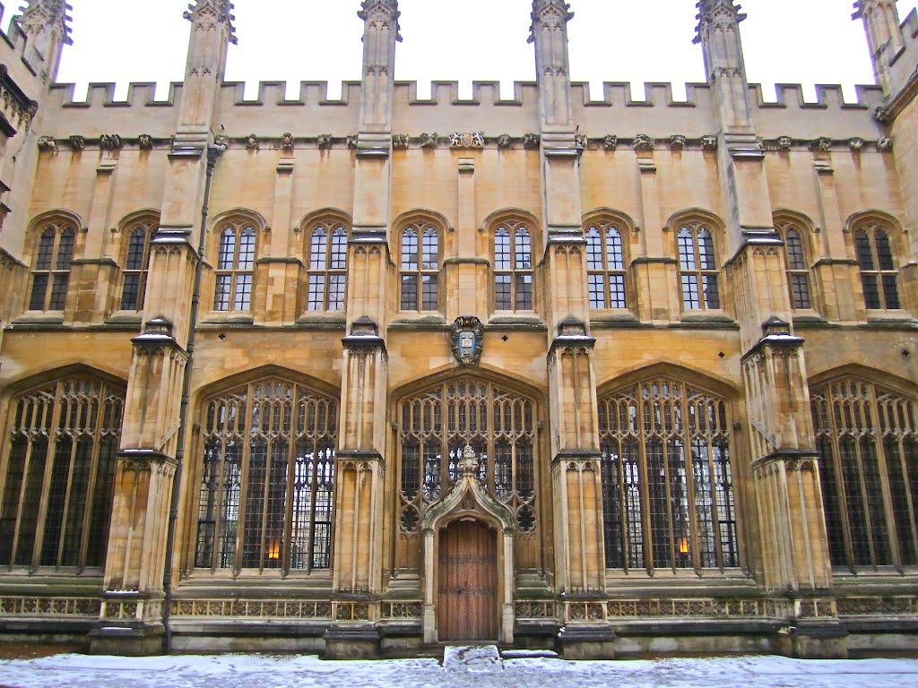 Oxford on Camera: Divinity Schools