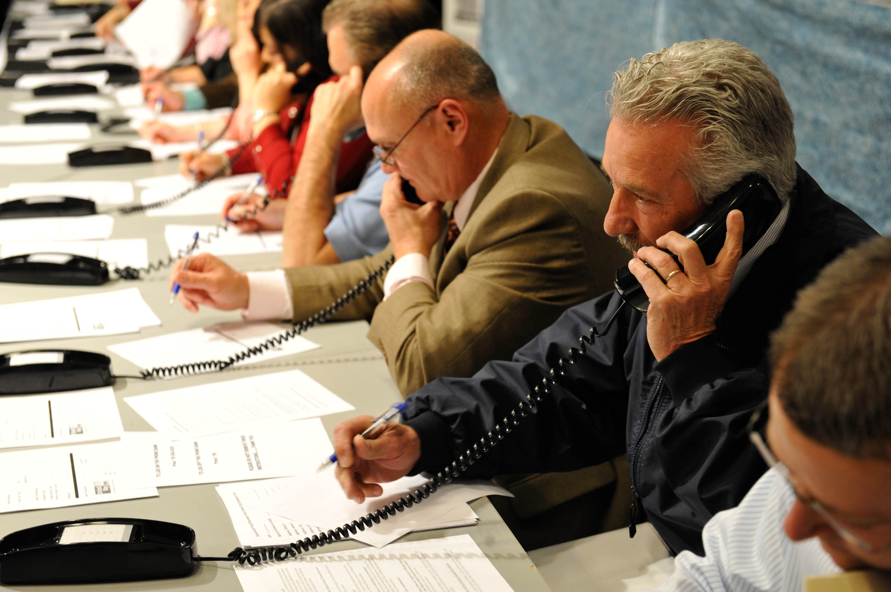 Confessions of a Telethon Caller