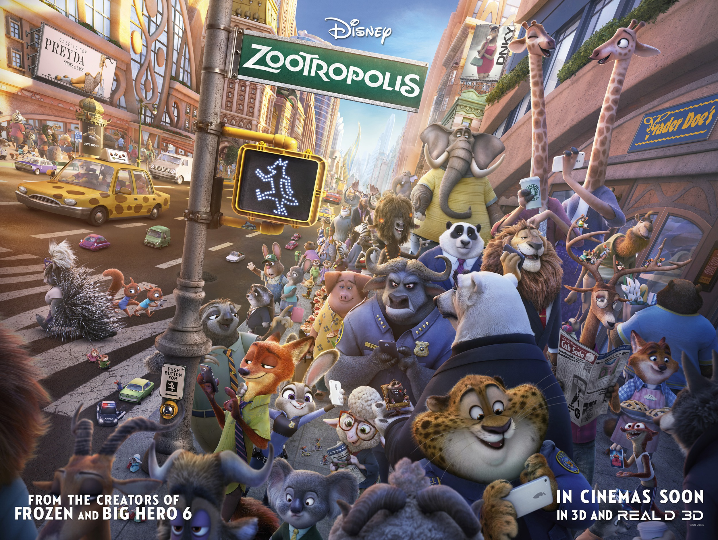 Zootropolis: The Difficulty of Using Animals as an Analogy for Race