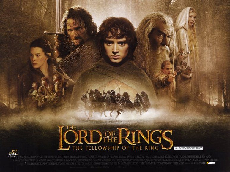 Cinépiphanies: 'Fellowship of the Ring'