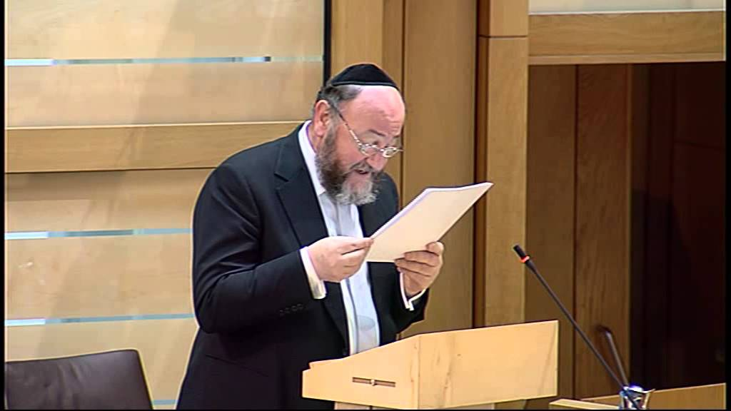 "Chief Rabbi: ""Zionist-bashing on campus has gone unchallenged"""