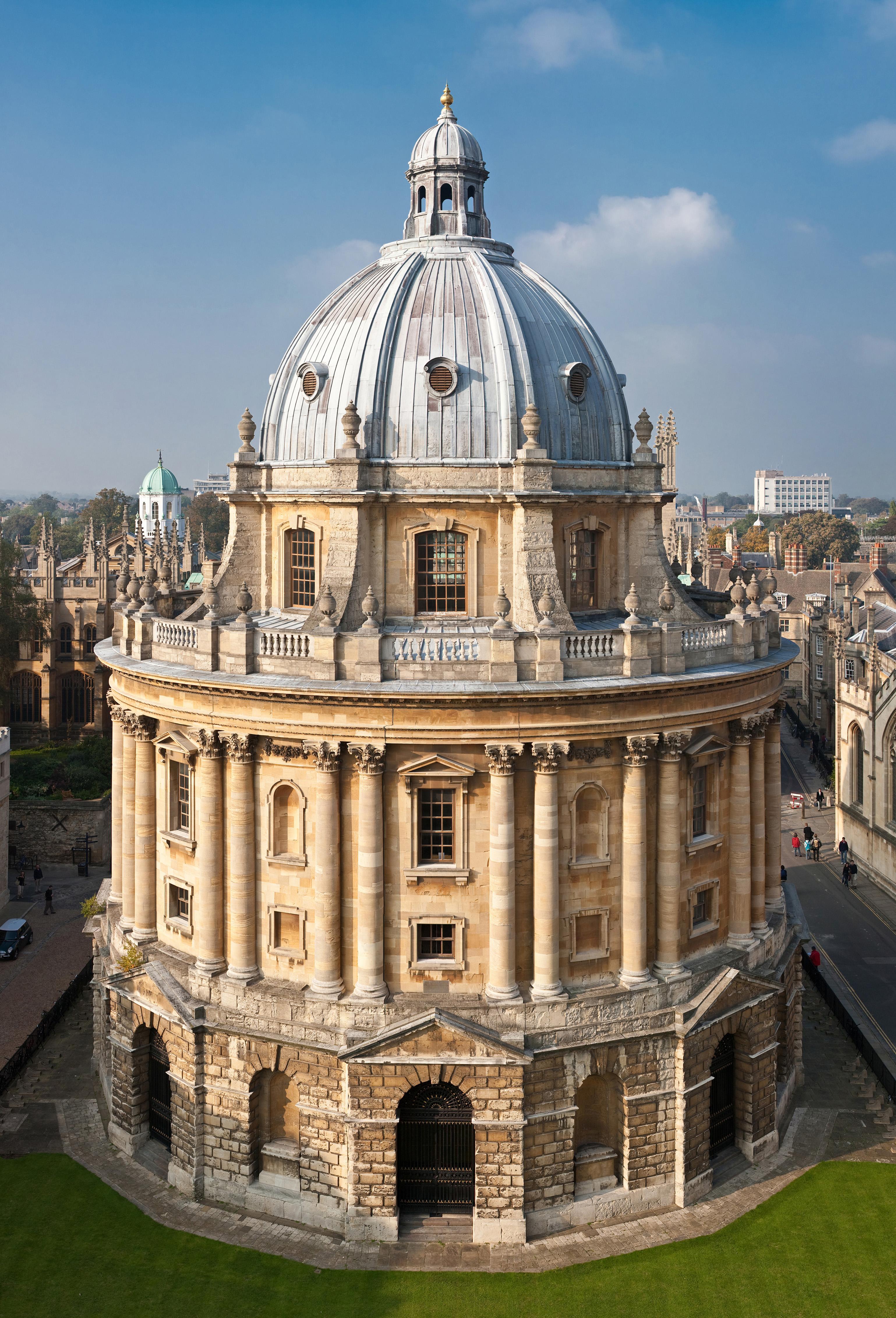 Oxford falls in global reputation rankings