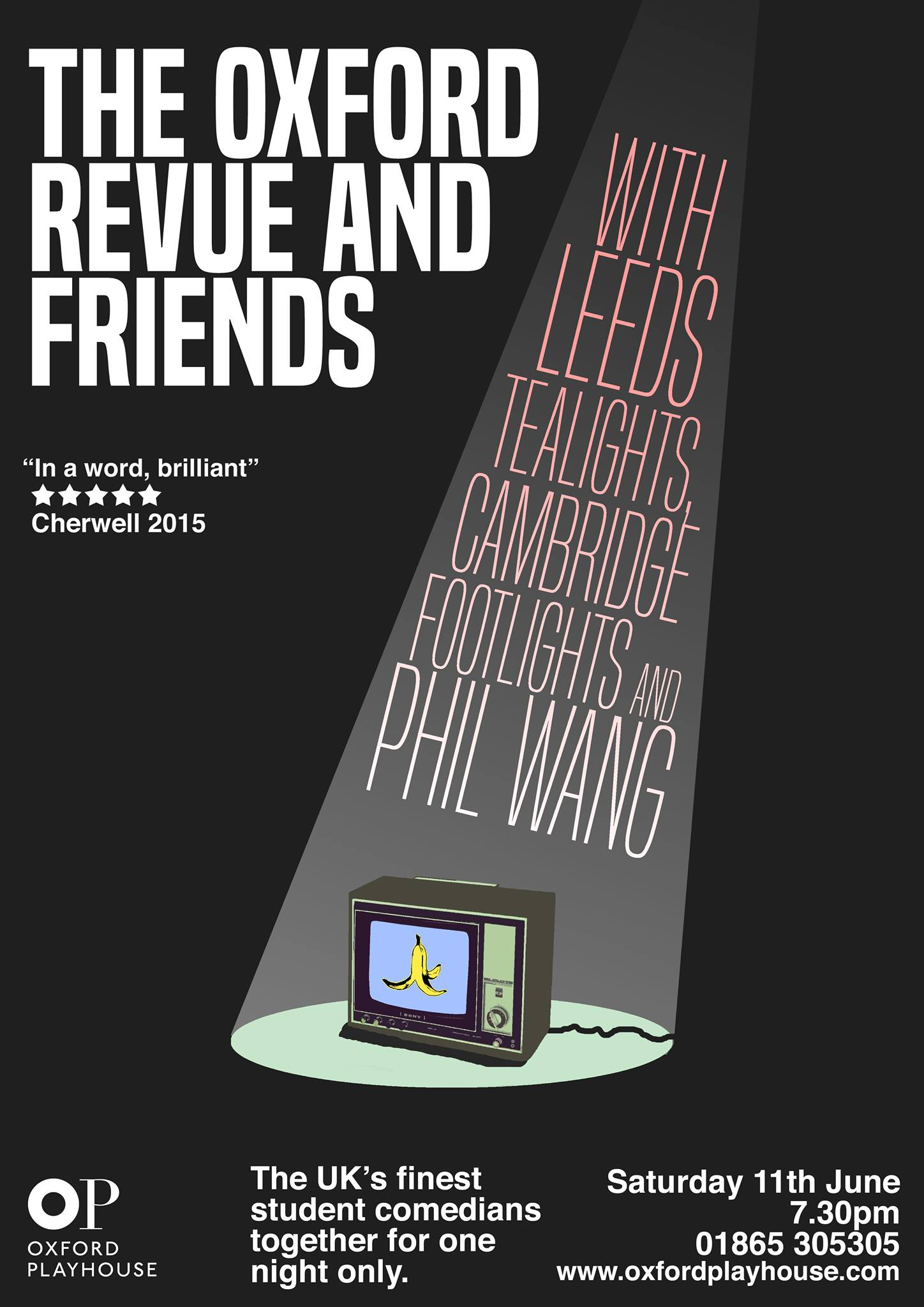 Oxford Revue – A review