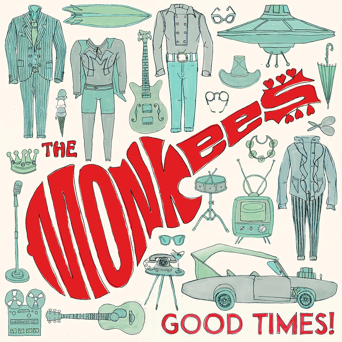Review: Good Times! – The Monkees