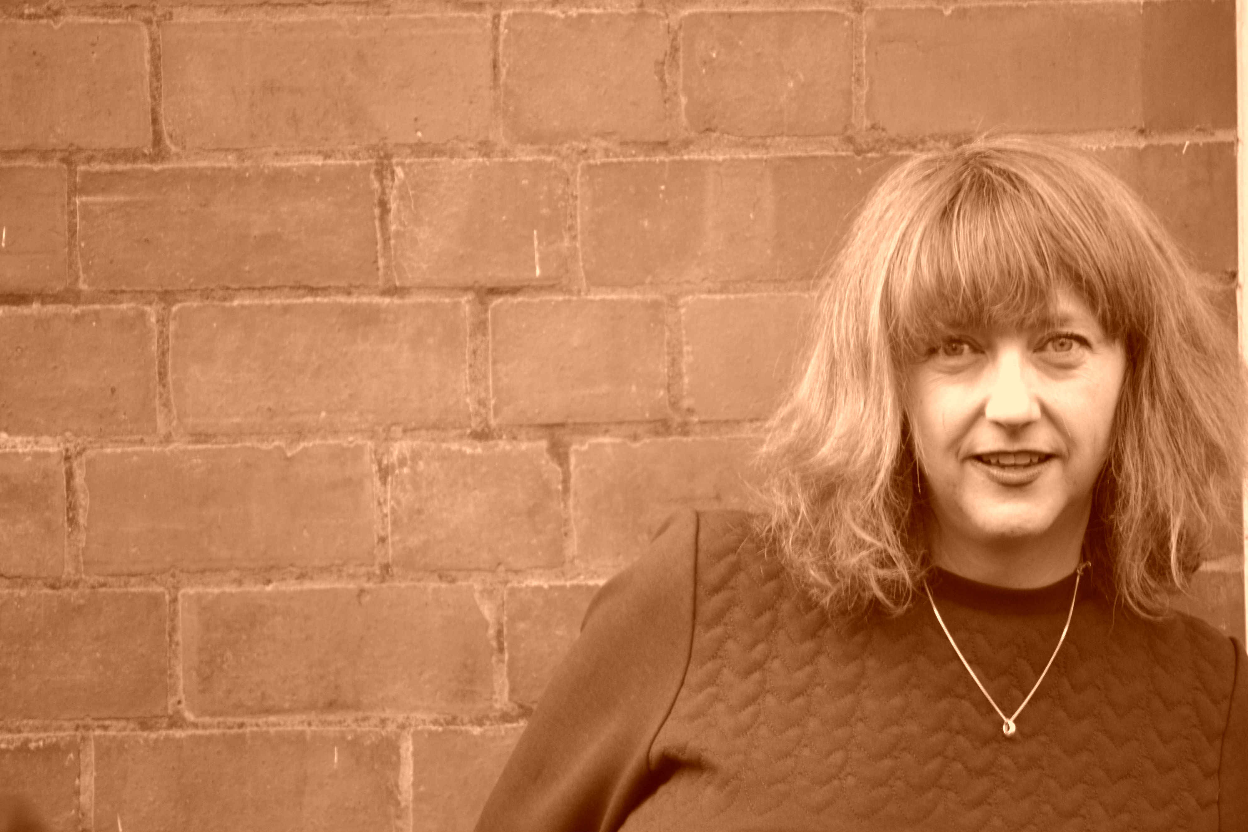 Lisa Blower on short stories, bloggers and a fear of performing