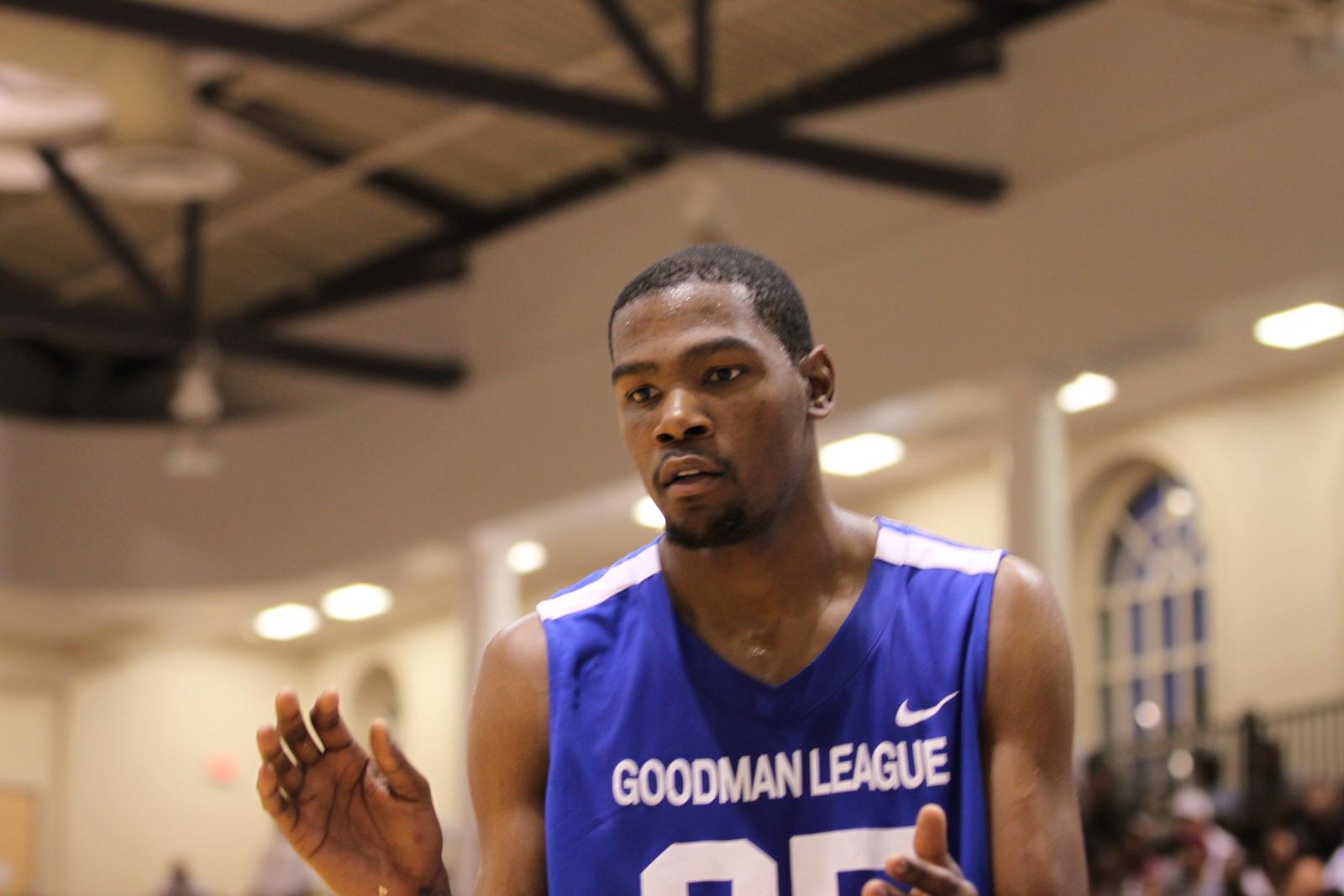 Has Kevin Durant Broken Basketball?