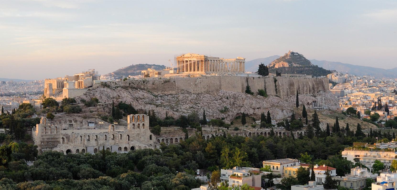 A Vegan in Athens