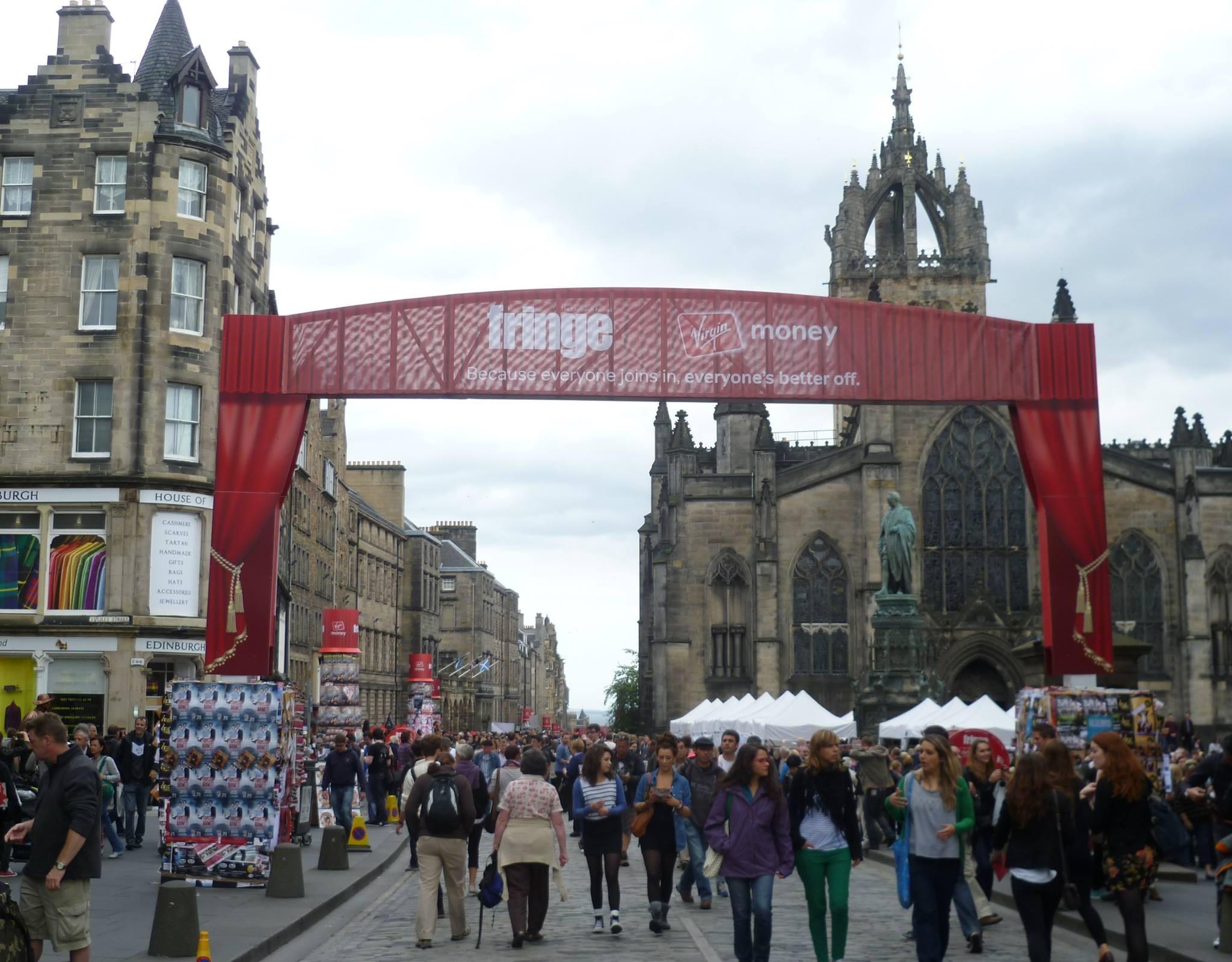 Oxford's summer at the Edinburgh Fringe