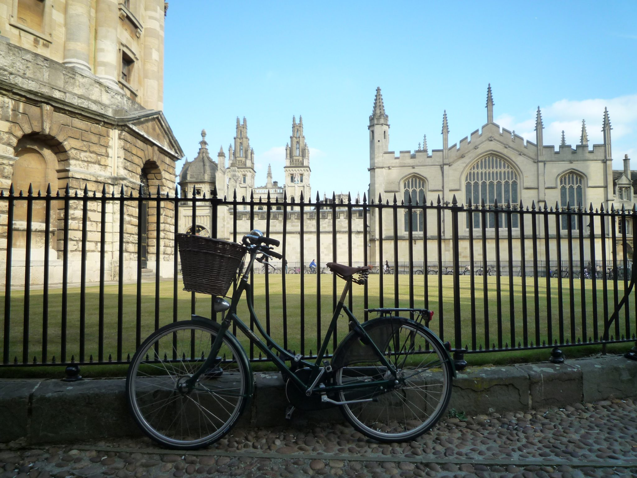 Oxford has come first in the THE World Rankings, but we shouldn't get carried away