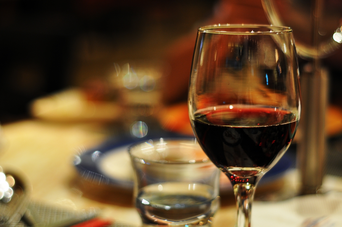 Café Critique: The Oxford Wine Café