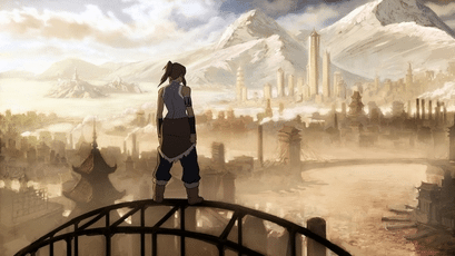 Queer Kids' Media: Legend of Korra