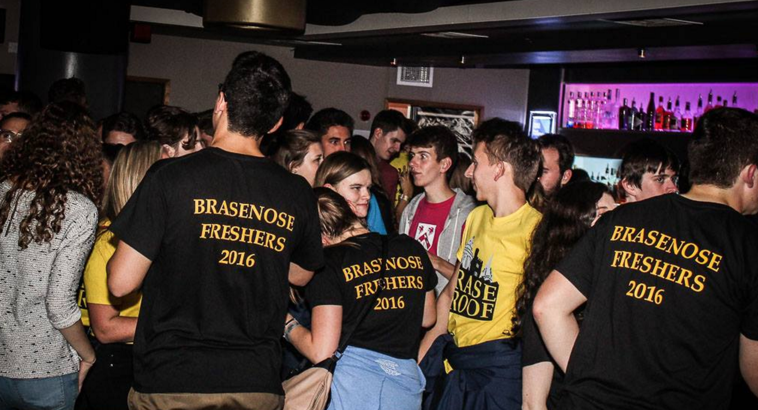 Freshers' Week Ain't All It's Cracked Up To Be