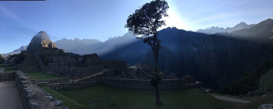 Travelogue: The Trek to Machu Picchu