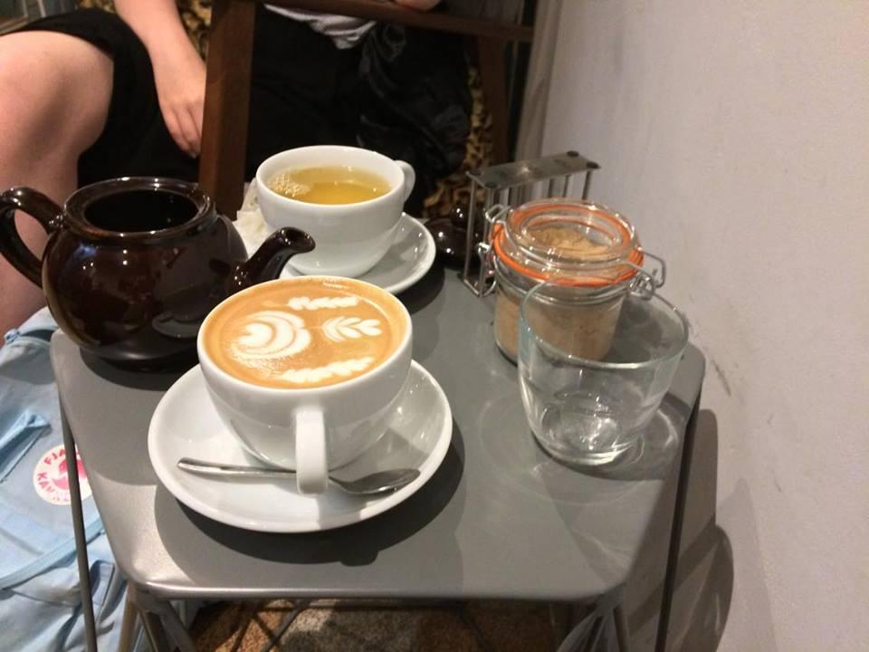 Café Critique: Society Café