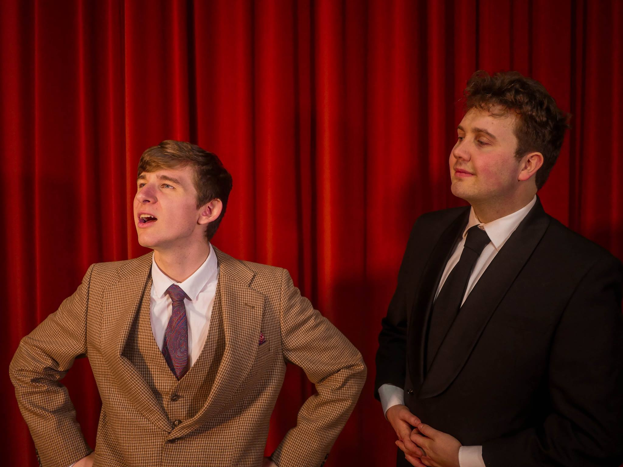 """Perfectly frivolous"" Jeeves and Wooster in Perfect Nonsense: A Review"