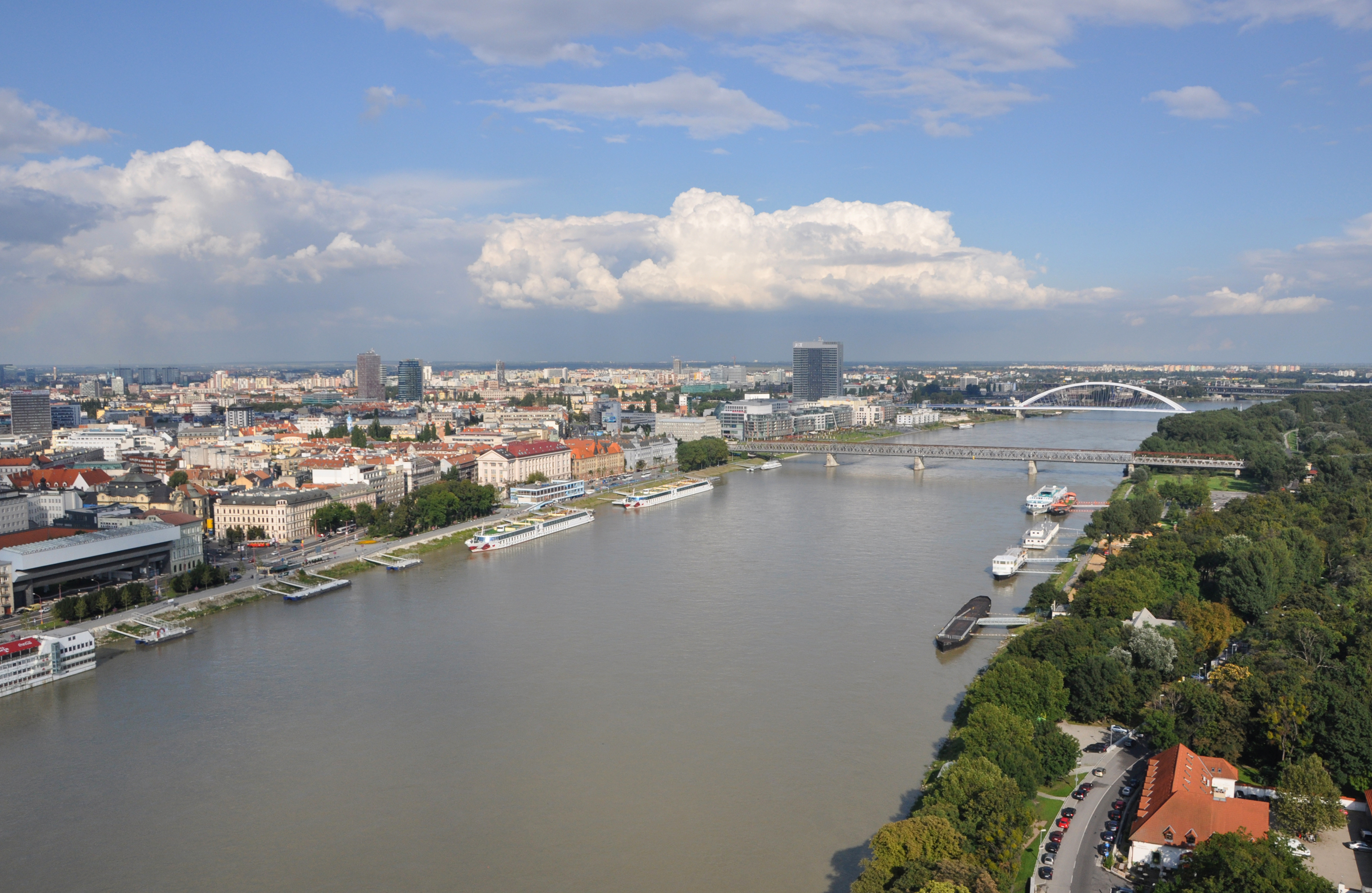 Before the Woods and the Water: A Weekend in Bratislava