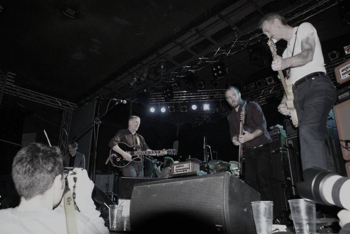 Live Review: Swans