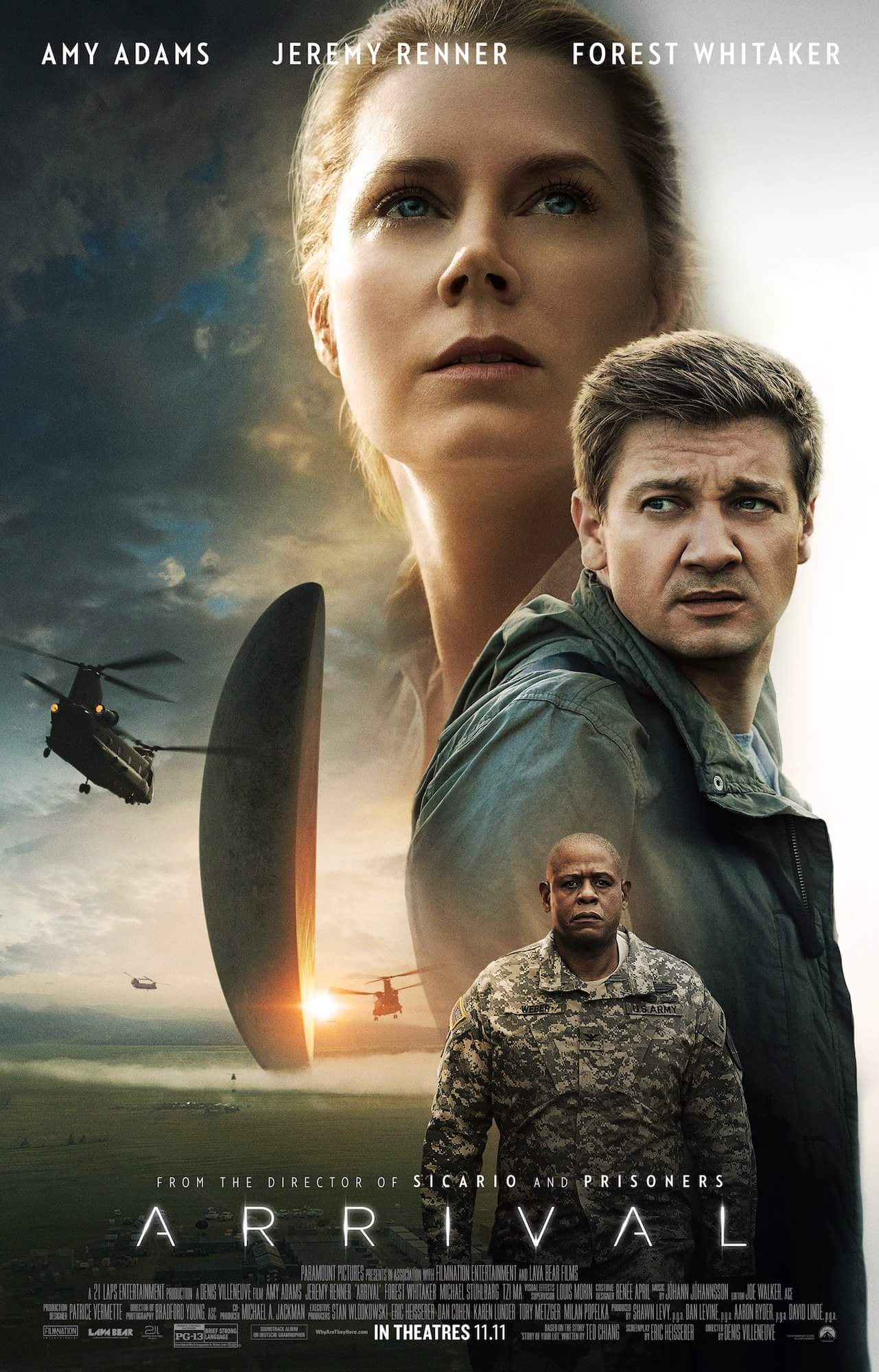 Review: Arrival