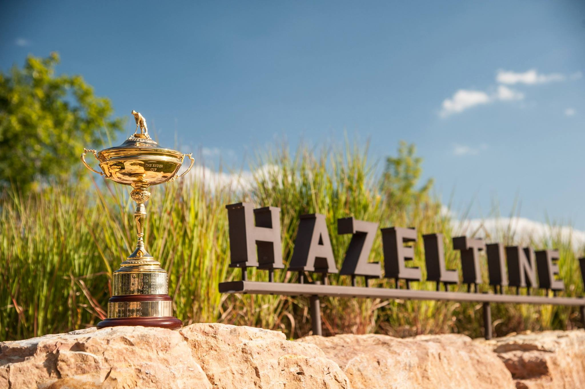 Europe Couldn't Help But Feel Blue at Hazeltine