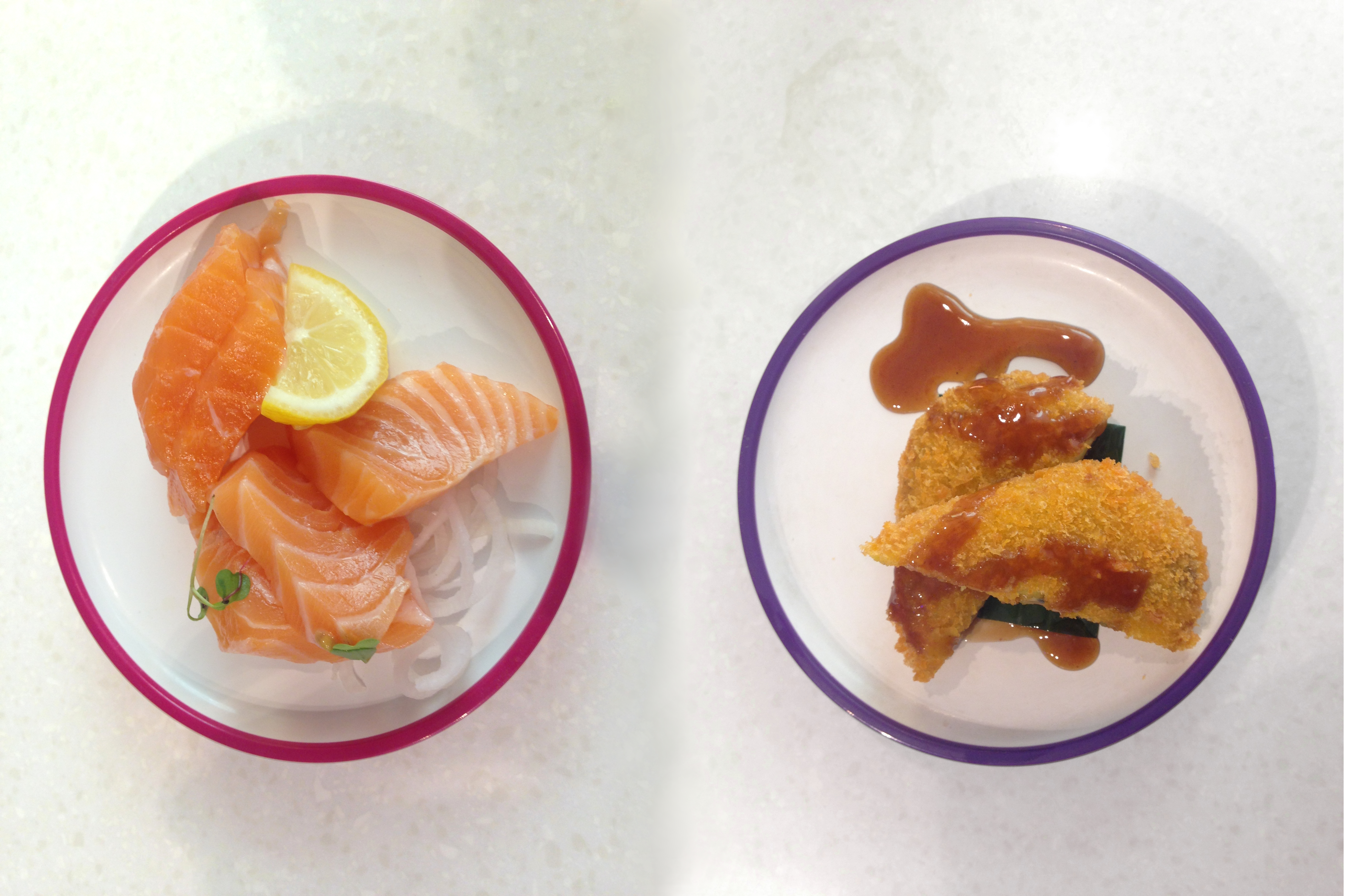 UK First as 'Shuttle' Waiter is Launched at Oxford Yo! Sushi