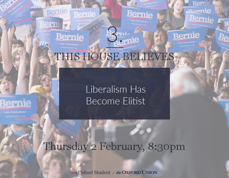 """Termcard Reaction: """"This House Believes that Liberalism has Become Elitist"""""""